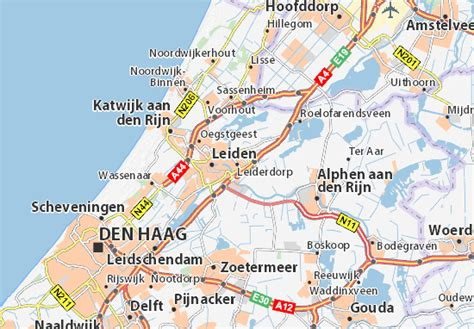 michelin netherlands map map of leiderdorp michelin leiderdorp map viamichelin