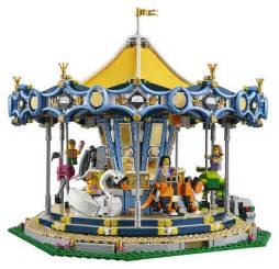 karussell le new lego creator expert set 10257 carousel announced news