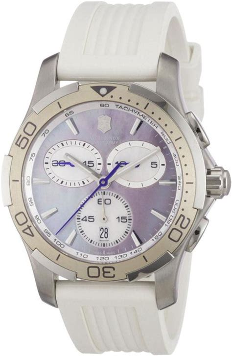 Swiss Army Sporty victorinox swiss army 241352 alliance sport chronograph mop quartz womens 46928513017 ebay