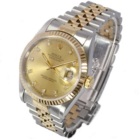 Rolex Oyster Ds 035 Black Steel sold gents rolex oyster perpetual datejust 16233 ref 3 8