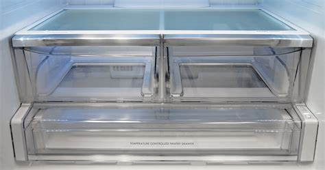 kenmore elite refrigerator crisper drawer cover kenmore elite 74025 refrigerator reviewed