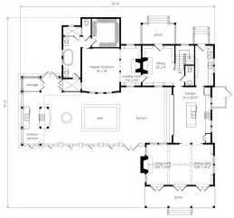 Coastal Cottage Floor Plans by House Plan Port Royal Coastal Cottage Sl1414 Southern