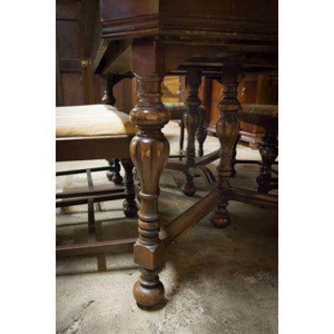 antique oak dining room sets oak antique dining room set