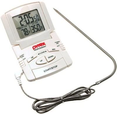 Termometer Pyrex pyrex digital thermometer timer with probe