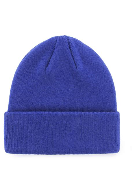 Manchester City Blue Knitted Hat 47 kansas city royals blue raised cuff mens knit hat 4805292
