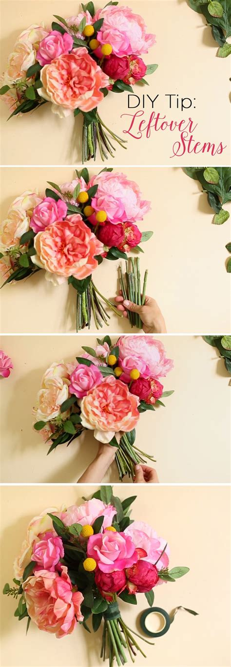 17 best images about diy wedding on diy wedding bouquet silk wedding flowers and