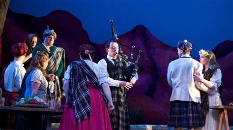 Ohio Light Opera by Wooster Opera Troupe Presents Summer Festival The Blade