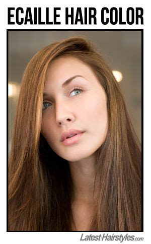 ecaille hair color ecaille hair color 101 all about this new trend hair