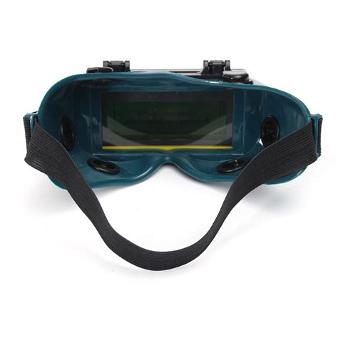 Sale Goggle Mask Gogle Mask Masker Putih Kaca Pelangi auto darkening welder welding goggles glasses helmet mask sale banggood