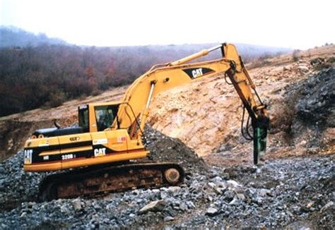 spillman excavating services and equipment