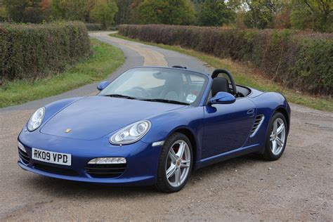 porsche boxster roadster 2004 2011 running costs parkers