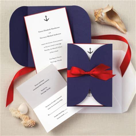 nautical wedding invitation wedding invitations