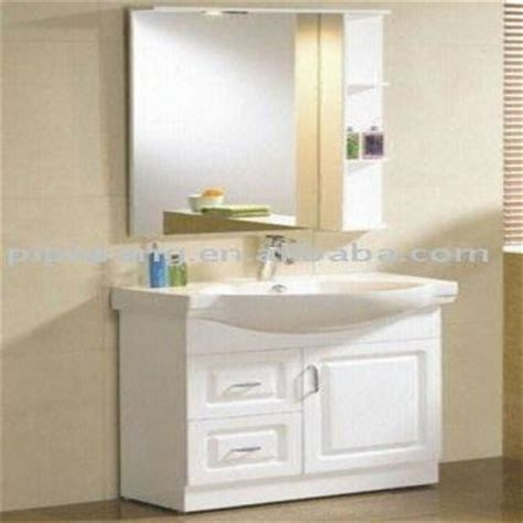 floor standing mirrored bathroom cabinet modern white mdf floor standing illuminated mirror
