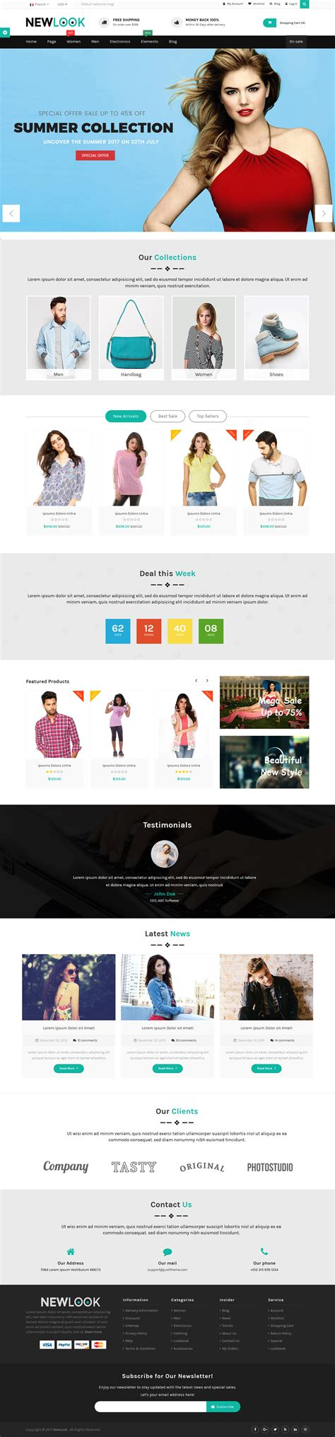 printable version of fdcpa newlook responsive multipurpose e commerce html template