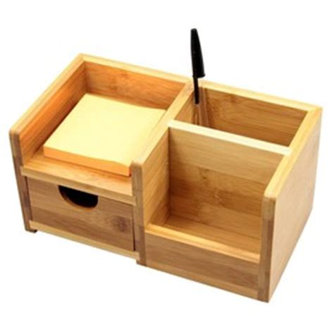 Drawer Desk Organizer Bamboo Office Products Woodquail