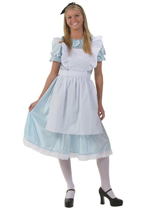 alice in wonderland costume alice in wonderland costumes adult alice costume