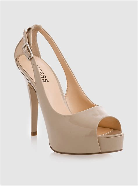 guess shoes guess mipolial pumps womenshoes