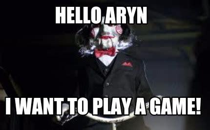 meme creator funny  aryn    play  game