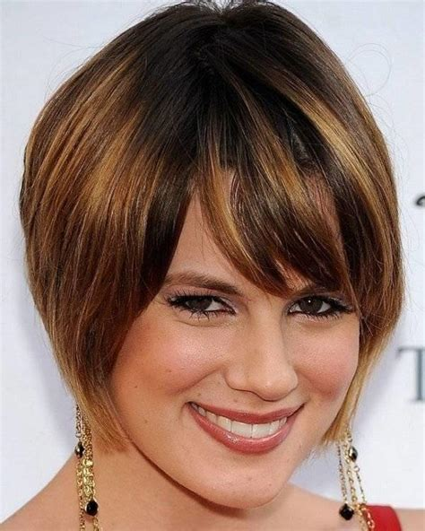 medium hairstyles heavy 111 hottest short hairstyles for women 2017 beautified