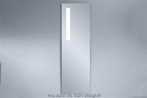 miroir salle de bain 150 cm miroir lumineux led vertical pour salle de bains haut de