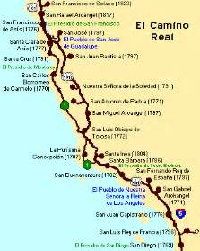 california highways www cahighways org el camino real