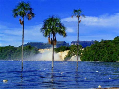 imagenes naturaleza venezuela canaima tour