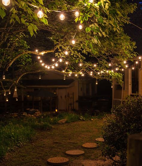 patio string lights  bulbs