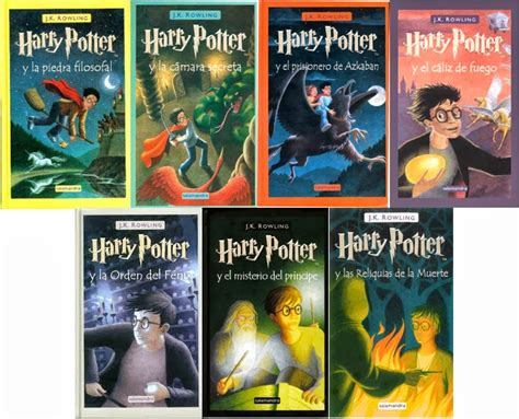 descargar libro harry potter 3 pdf colecci 243 n de libros de harry potter pdf mega identi