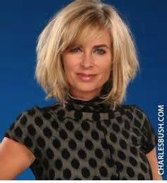 eileen davidson culry midiumbob hair 1000 images about hairstyles i like on pinterest eileen