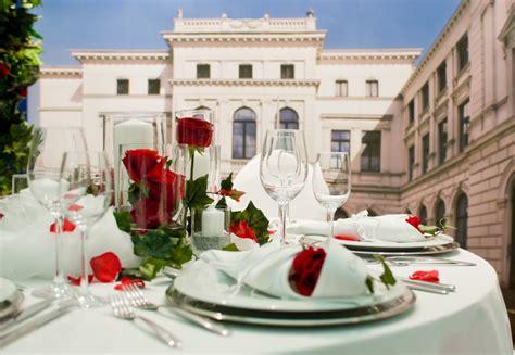 Hochzeitsfeier Tischdeko by Tischdeko Inspirationen F 252 R Die Hochzeitsfeier Wir