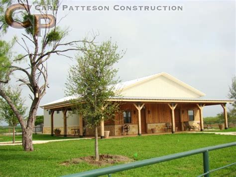 metal buildings and homes by carl patteson construction