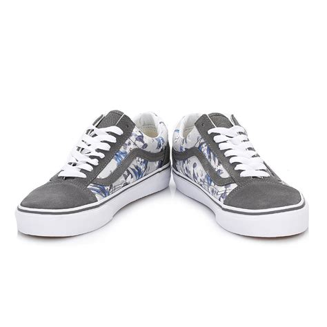 Aldorra Lace Shoes Flat Shoes Premium Black Flowerslace vans womens floral pewter white skool suede trainers
