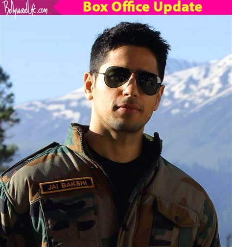 one day film box office aiyaary box office collection day 1 sidharth malhotra s