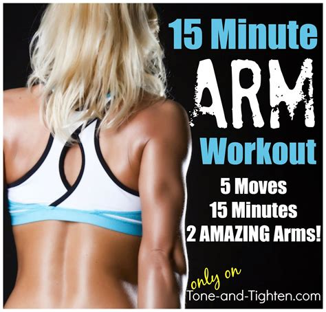 5 great at home workouts tone and tighten