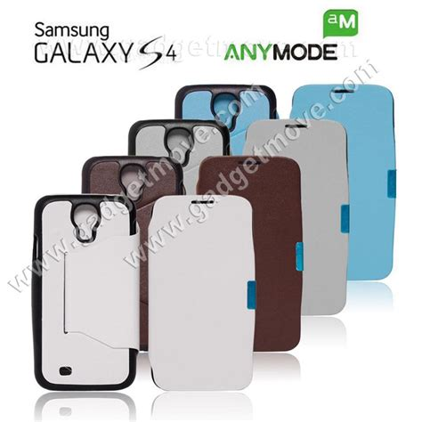 Flip Cover Flipcover Samsung Galaxy S4 Anymode Original anymode smooth surface samsung galax end 7 1 2017 12 00 am
