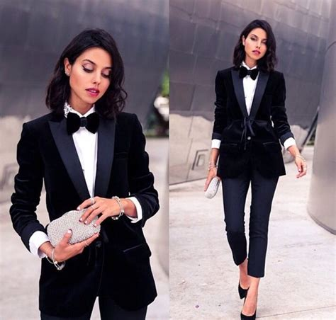 female tux   love prom tux groomsmen outfits
