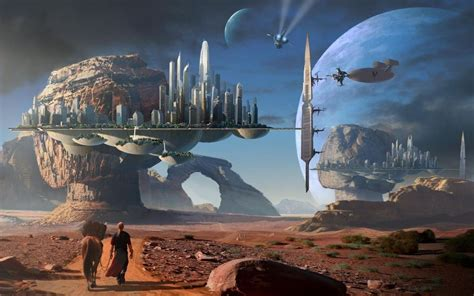 wallpaper abyss sci fi space station full hd wallpaper and background image