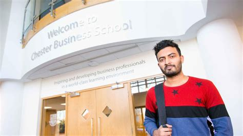 Chester Business School Mba by Mba Master Of Business Administration Time