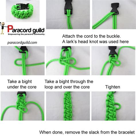how to make a paracord bracelet with two colors a tutorial on the chain sinnet paracord bracelet