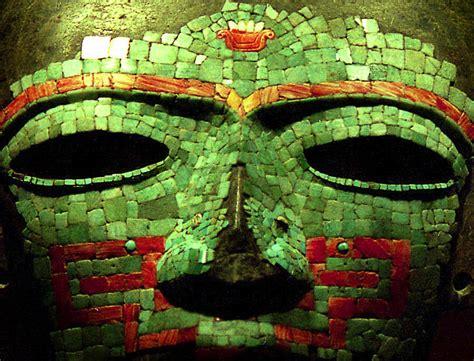 Masker Krisbow aztec mask by rwbn on deviantart