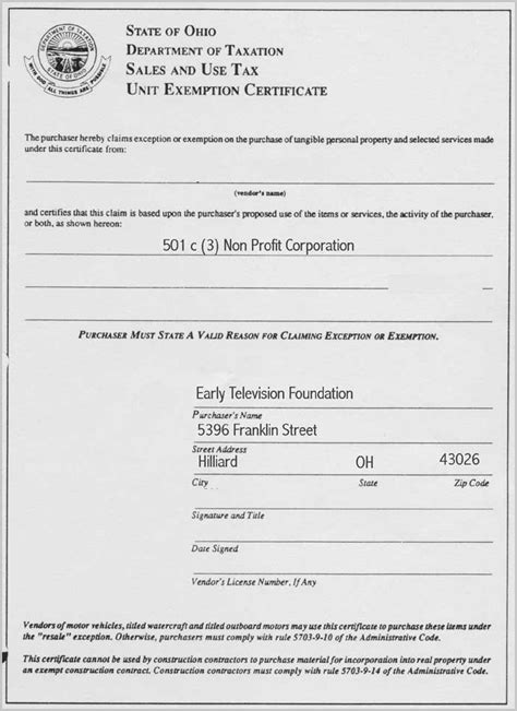 how to form a 501c3 in ohio form resume exles how to form a 501c3 in ohio form resume exles