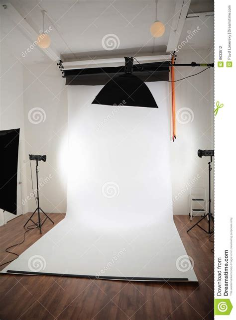 Photographic Studio Interior Stock Photography Image: 8633512