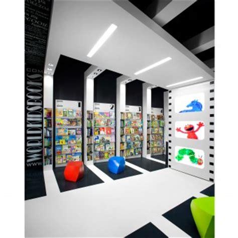 World Kids Books Showroom Retail Bookstore