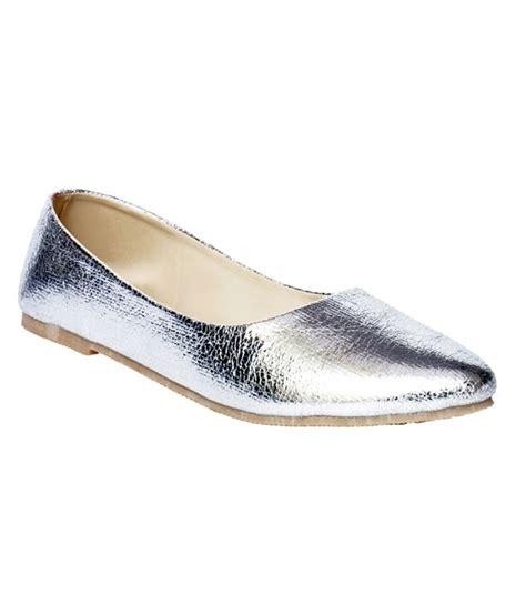 silver comfort marie comfort silver ballerinas price in india buy marie