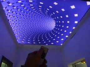 Infinity Mirror Illusion Tutorial Home Made Infinity Mirror L