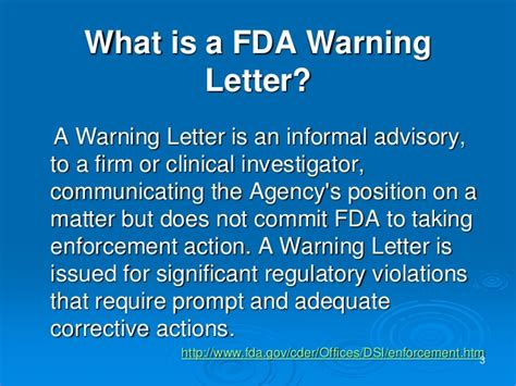 Wil Research Warning Letter Fda Warning Letters Slide 1