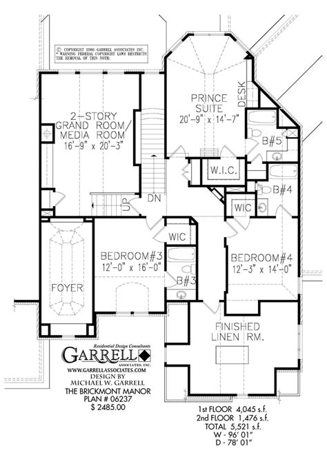 manor house floor plans brickmont manor house plan estate size house plans