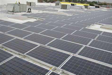 solar panels on roof commercial solar panel installation rooftop solar company