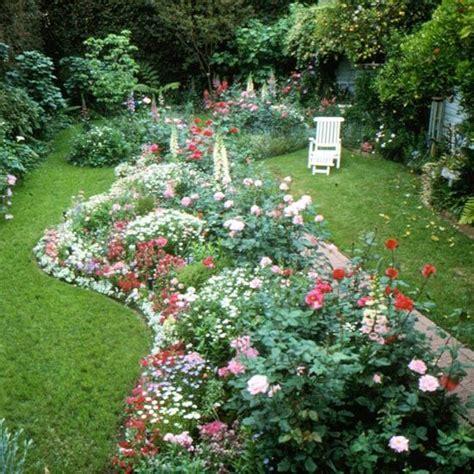 flower bed island patio garden pinterest