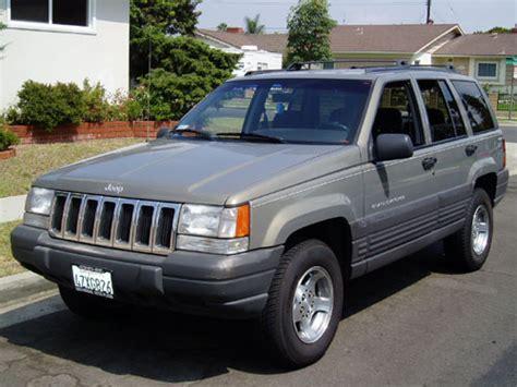 97 Jeep Grand Recalls 1997 Jeep Grand Vin 1j4gz58s5vc534702